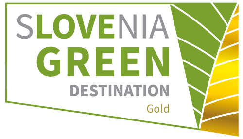 Slovenia Green Destination Gold